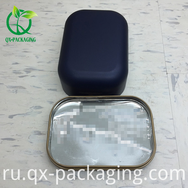 Printed Cookies Tin Box