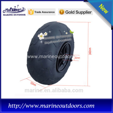 China hot product beach trolley balloon wheels in alibaba