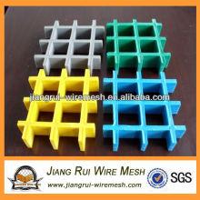 Вогнутая поверхность FRP Стеклопластиковая решетка
