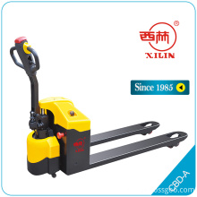 China for Offer Platform Powered Pallet Truck,Ride-On Pallet Truck,Electric Pallet Jacks From China Manufacturer Xilin CBD-A semi electric pallet truck supply to Sri Lanka Suppliers