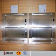 Ascenseur de Dumbwaiter de nourriture de commande positive pour la cuisine de restaurant