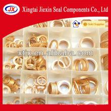 flat copper gasket