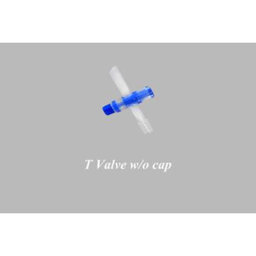Pièces de rechange de sac d'urine de valve de T