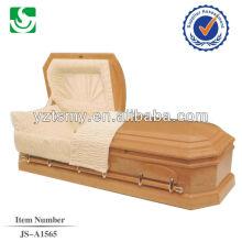 Prix bois de paulownia cercueil américain