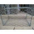 Galvanized River Bank Protect Gabion Basket/Gabion Box