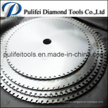 Circle Saw Blade for Granite Use on Diamond Cutting Machine