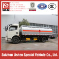 Camions d'huile mobiles DFAC Oil Tanker
