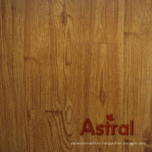 Handscraped Grain Surface (U-Groove) Laminate Flooring (9102)
