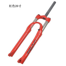 New 26/27.5 Inch Road MTB Mountain Bike Suspension Fork 28.6 Outer Diameter Aluminum Alloy MTB Forks Cycling Bicycle Fork