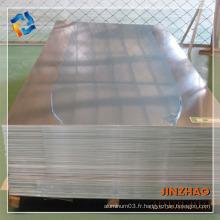 Feuille et plaque en aluminium laminé à chaud 5454 5182 5083