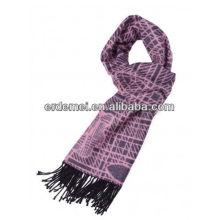 2 цвета печати имитированный кашемировый шарф zhejiang