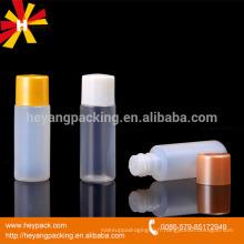 Toner à bouteilles cosmétiques en plastique à chaud