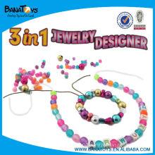 Beautiful plastic bead maze toys