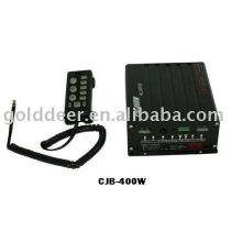 Sirenes electrónicas para o carro e sirene de polícia (CJB-400W)