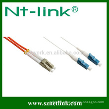 2015 hot sale fiber LC indoor fiber patch cord