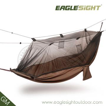 Hamaca paracaídas al aire libre Mosquitera