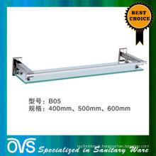 fabriqué en Chine clips d'étagère pour étagères en verre B05