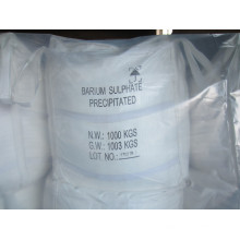 Inorganic Chemicals Barium Sulfate Precipitated 98% Used in Rubber Industry