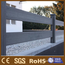Alu-WPC DIY Villa Fence 180*25/90*25mm