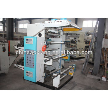 YT-2600 Two Colors Plastic film roll to roll water transfer printing machine
