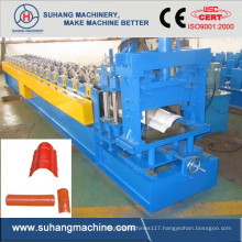 Onsale High Speed Customize Ce&ISO Quality Ridge Cap Roof Capping Making Machines