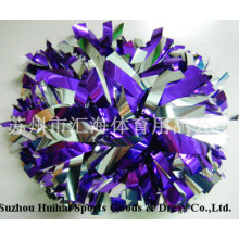 Metallic POM Poms: Silver Mix Royal