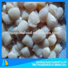 main raw material frozen bay scallop