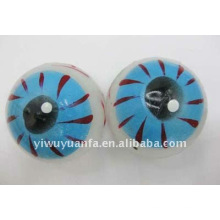 Lustige blaue Augen Klebrige Splat Bälle