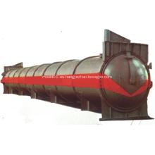 Planta de fabricación de bloques AAC de hormigón autoclavado con aireación