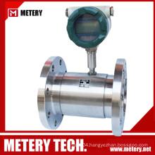 Turbine water flow sensor