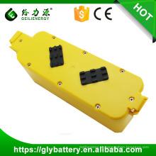 14.4v SC NIMH baterias recarregáveis