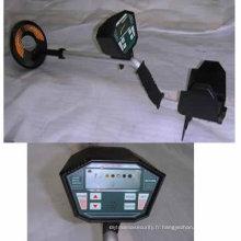 détecteur de métaux souterrain d'aptitude numérique