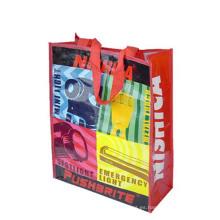 línea de producción de bolsas tejidas pp personalizadas
