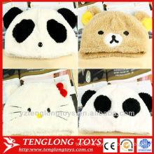 China wholesale plush animal hat for adult