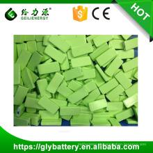 Bateria Prismática Recarregável NiMH F6 860mAh 1.2V