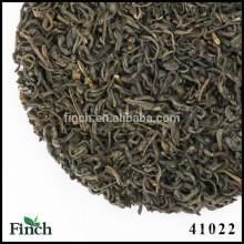 Chá Chunmee chinês de alta qualidade em massa 9371, 41022, 41022AAAAA, chá de Zhu Cha 3505, 3507