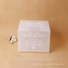 ЭКО-дружественных ПВХ прозрачная пластиковая мыло упаковочные коробки