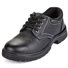 Hot Selling Factory Price Good Quality anti slip chef  bangladesh leather  Safety Shoe