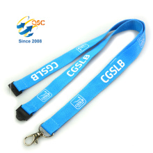 Hot Sale Special-Purpose Funny Nylon Lanyard Blank For Sale