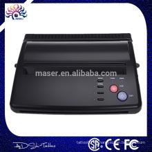 Professionelle Tattoo liefert Porzellan / Make-up Tattoo Maschine / Tattoo Transfer Druckmaschine mit USB