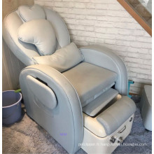 Nouveau style spa pied salon pédicure canapé chaise