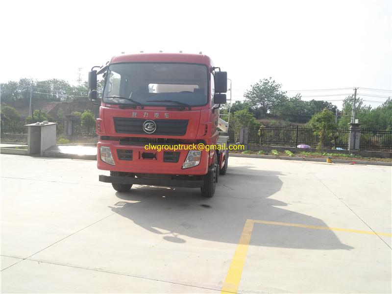 Cement Mixer Truck 1