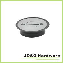 Não ajustável Slider série Hardware porta deslizante encaixe (BA207)