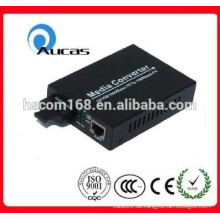10 / 100M, 20KM, Media konvertieren, Fiber Ethernet Converter China Angebot