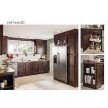 L-Shaped Kitchen Cabinet in Austin Style