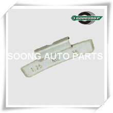 High Quality Lead(PB) Clip on Wheel weights for American OZ Style, Universal type