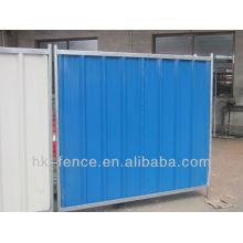 Panneaux temporaires de hording en acier pour la location use2000mm * 2160mm