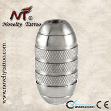 N304011-25mm Stainless Steel Tattoo 25mm Grip with Back Stem Tube Kit