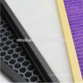 manufacturing activated carbon foam air filter material auto air filter materials
