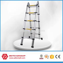 Échelle télescopique magique, échelle télescopique de 4,4 m, échelle télescopique multifonctionnelle